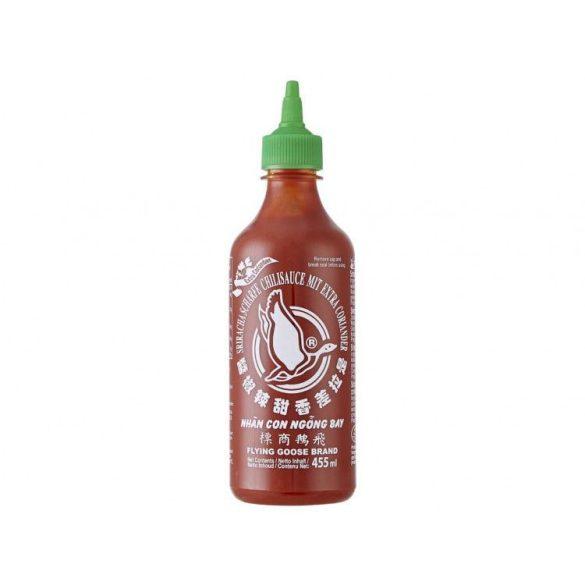 Flying Goose Sriracha csípős chili szósz korienaderrel