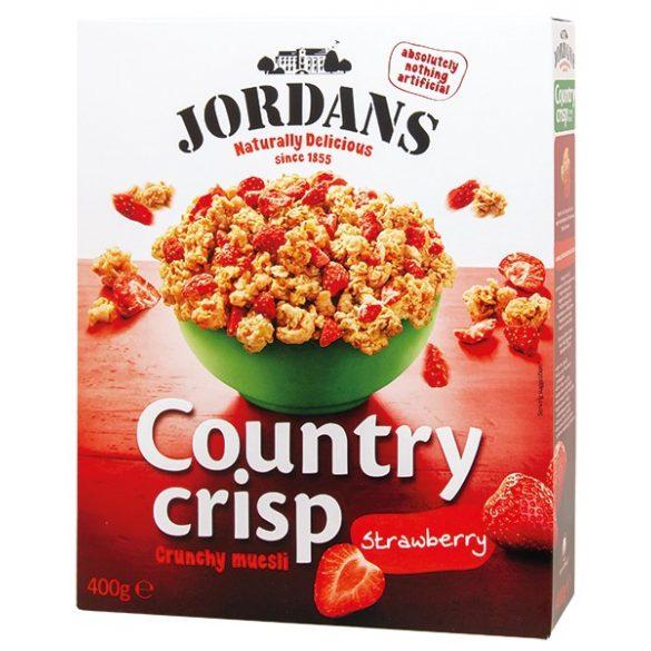 Jordans Country Crisp-Epres müzli