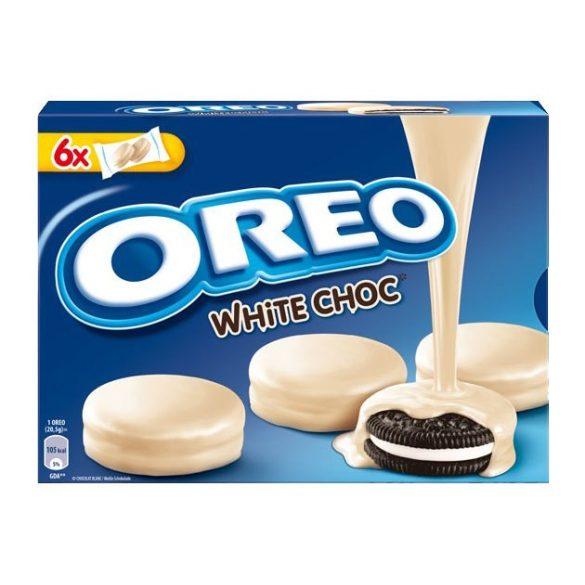 Oreo keksz fehér csokoládé krémben