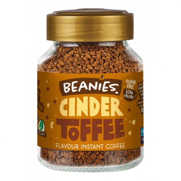 Beanies karamellás süti ízű instant kávé