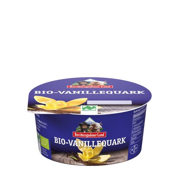 Alpenmilch bio krémtúró vaníliás
