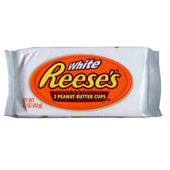 Reese's fehércsokoládés mogyoróvajas korongok