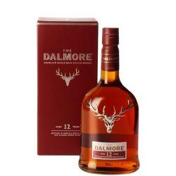 Dalmore 12 éves skót whiskey