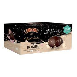 Baileys pillecukros forró csokoládé bomba