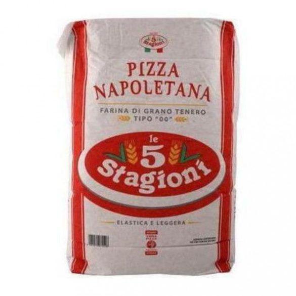 Pizzaliszt Napoletana