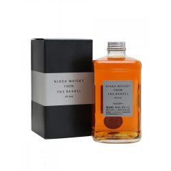 Nikka from the Barrel japán whiskey