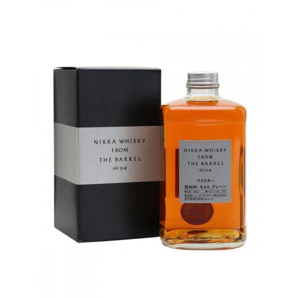 Nikka Blended japán whisky
