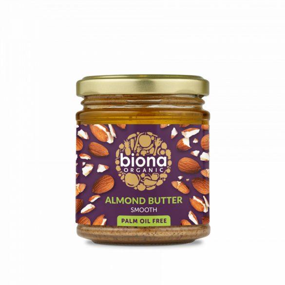 Biona bio krémes mandulavaj cukormentes