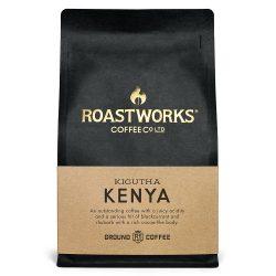 Roastworks szemes kávé Kenya