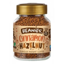 Beanies fahéjas mogyorós instant kávé