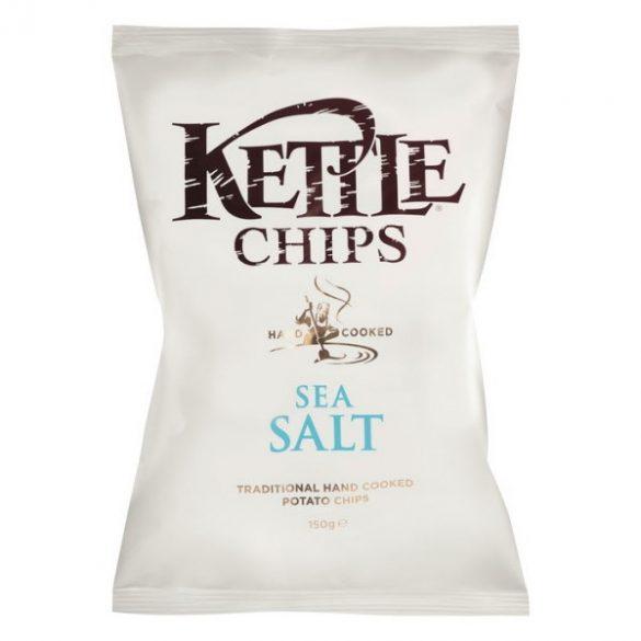Kettle tengeri sós chips 150g