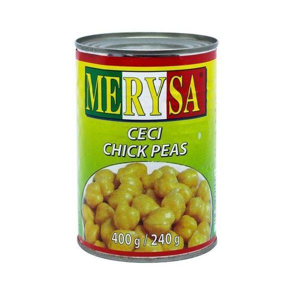 Merysa csicseriborsó konzerv