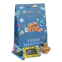 Buttermilk fudge vajkaramella válogatás
