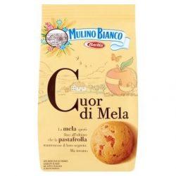 Mulino Bianco almás keksz