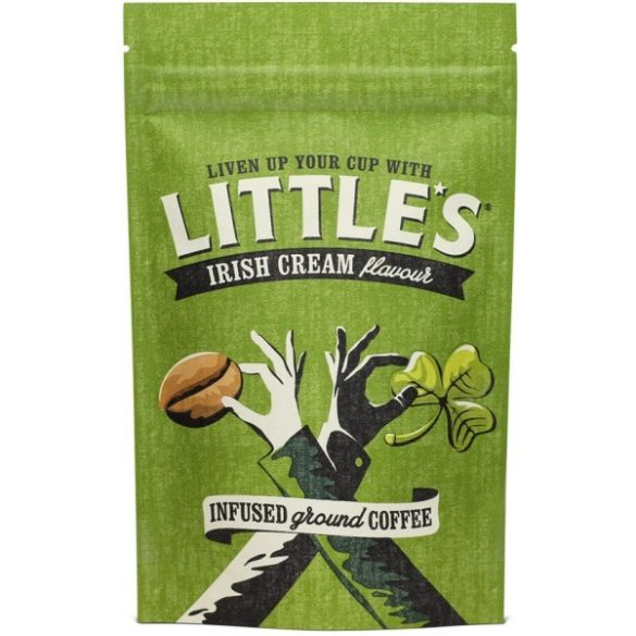 Little's őrölt arabica kávé ír krémlikőrös