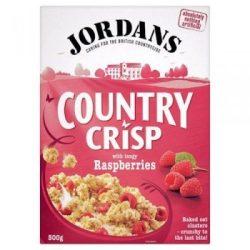 Jordans Country Crisp - Málnás müzli