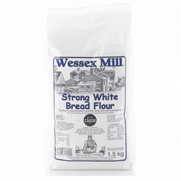 Wessex Mill fehér kenyérliszt BL80-as