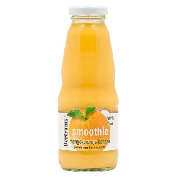Bertrams mangó narancs banán smoothie