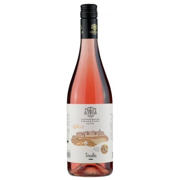 Pannonhalmi Tricollis Rosé 2018