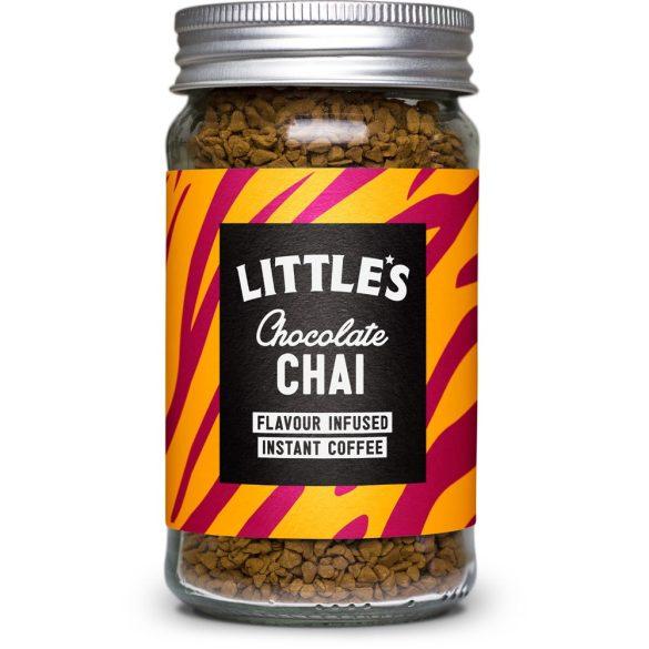 Little's instant kávé csokoládés chai ízű