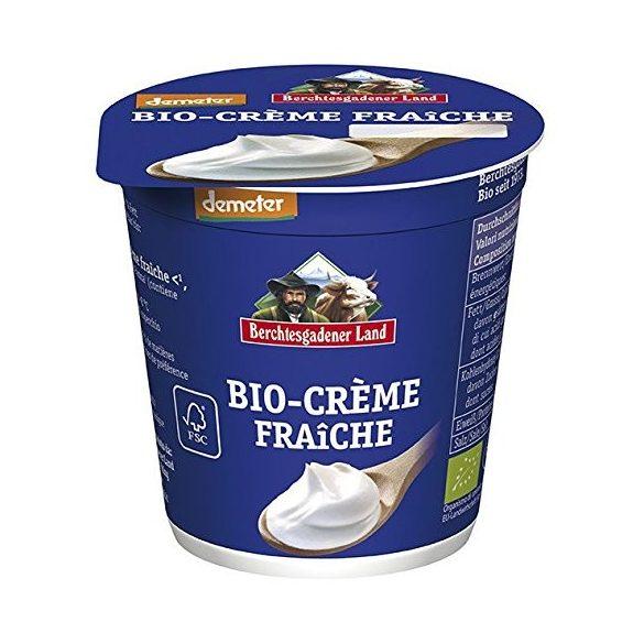 Alpenmilch Demeter bio creme fraiche