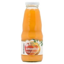 Bertrams smoothie narancs,mango,répa