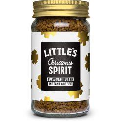 Little's karácsonyi ízesítésű instant kávé