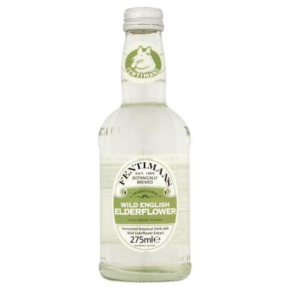 Fentimans vad bodzás üdítőital 275 ml