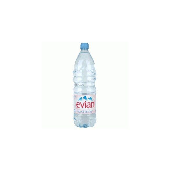 Evian ásványvíz 1,5l