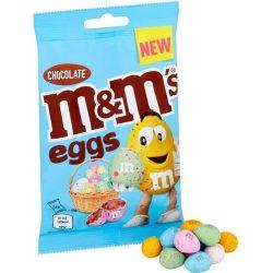 M&M's csokitojás