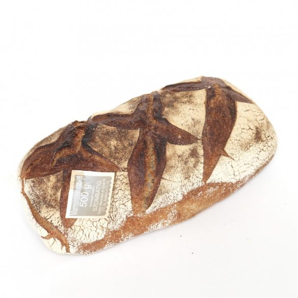 Marmorstein rozsos kenyér