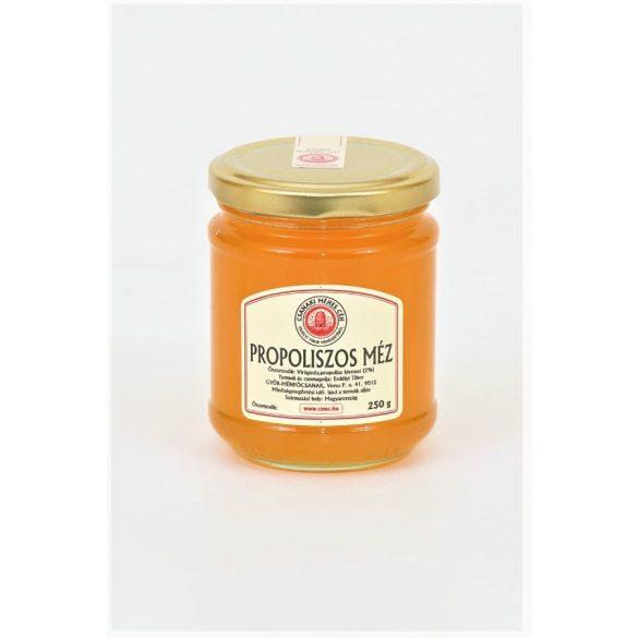 Erdélyi Tibor propoliszos méz