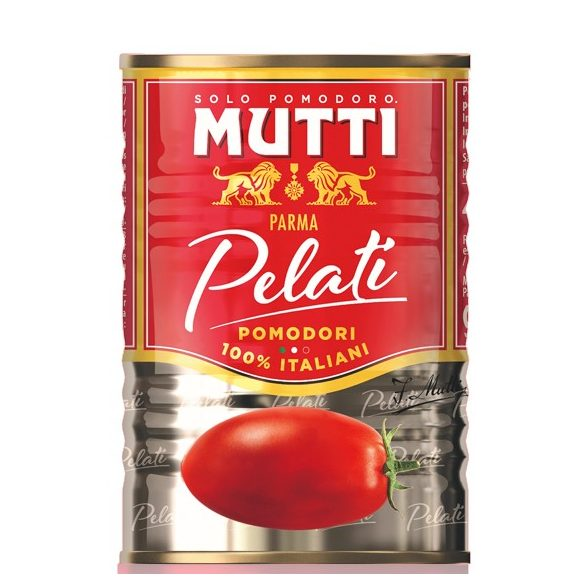 Mutti Pelati paradicsom konzerv