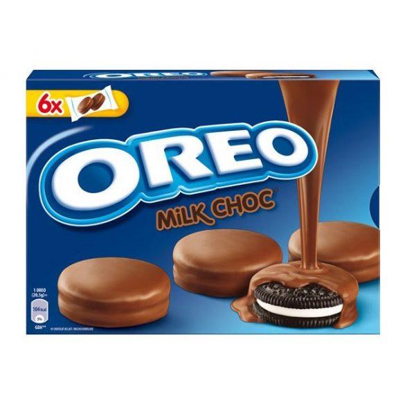 Oreo keksz tejcsokoládé krémben