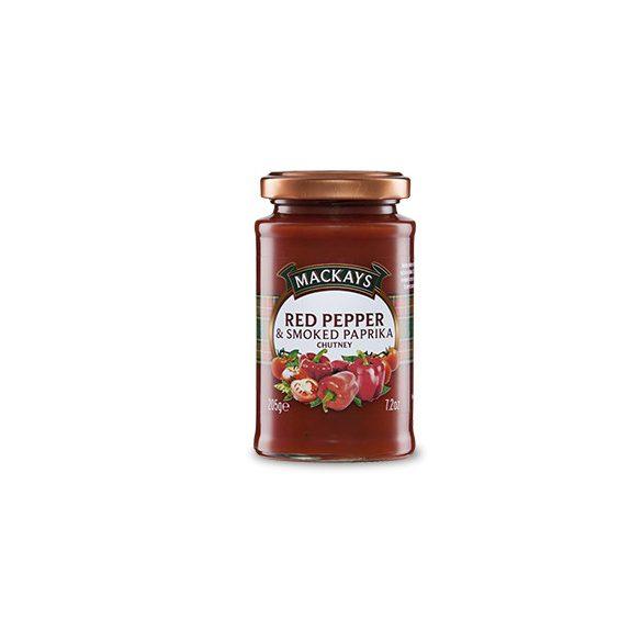 Mackays füstölt paprika chutney
