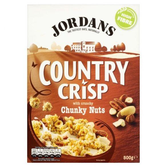 Jordans Country Crisp - Extra magos müzli