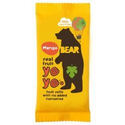 Bear yoyo mangós gyümölcsös tekercs