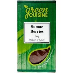 Green Cuisine szumák bogyó