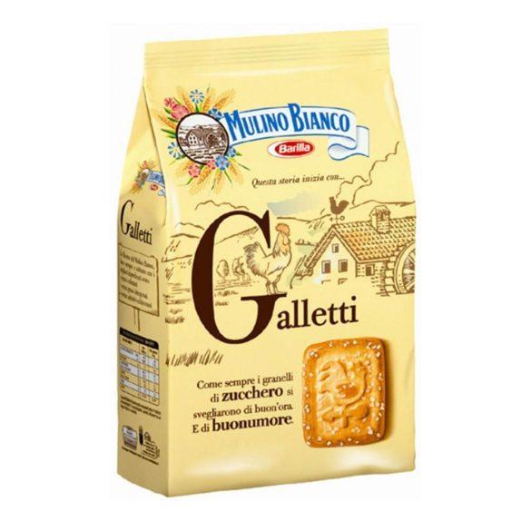 Mulino Bianco Galletti édes keksz cukorkristályokkal
