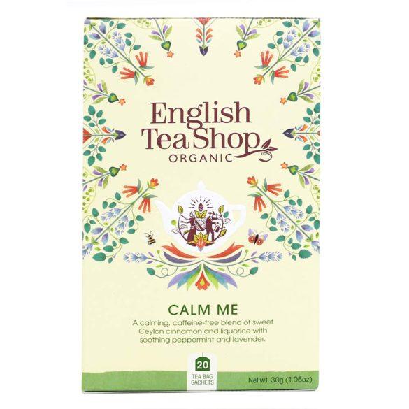 English Tea Shop bio nyugtató tea
