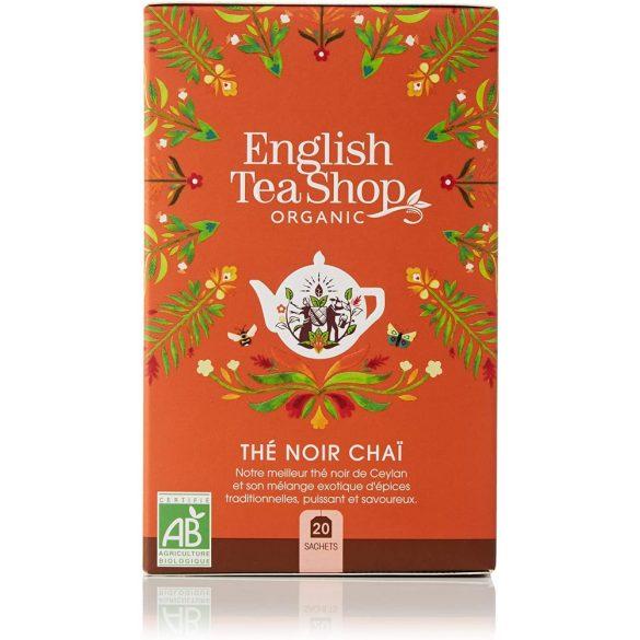 English Tea Shop bio chai tea