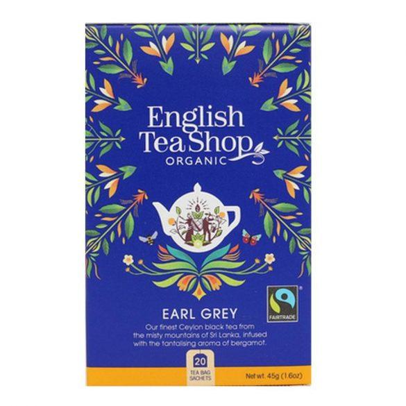 English Tea Shop bio earl grey tea