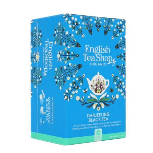 English Tea Shop bio darjeeling tea