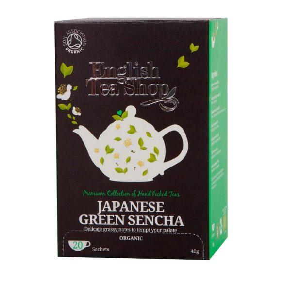 English Tea Shop bio japán zöld sencha tea