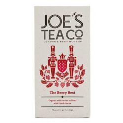 Joe's The Berry Best bogyósgyümölcsös bio tea
