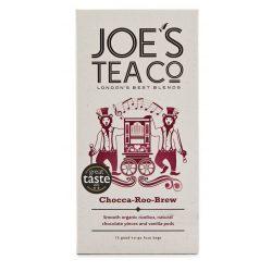 Joe's bio csokoládés rooibos tea