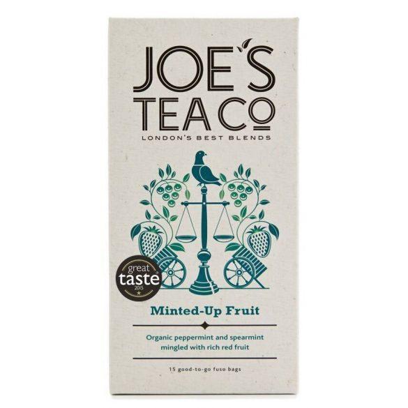 Joe's fűszeres gyümölcsös bio tea