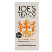 Joe's St.Clement's lemon bio tea