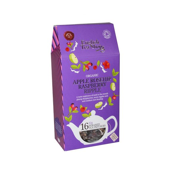 English Tea Shop bio  almás csipkebogyó tea