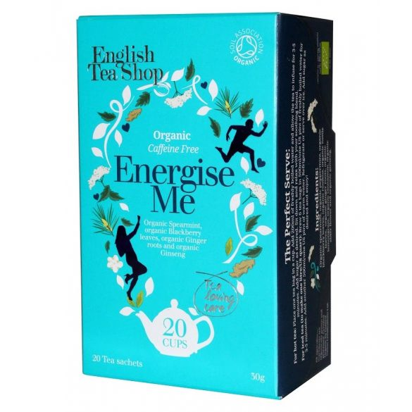 English Tea Shop Energise me tea